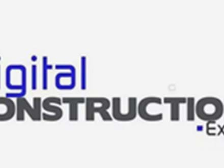 Digital Construction Expo logo.